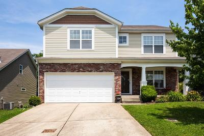 Goodlettsville Single Family Home Under Contract - Showing: 184 Ivy Hill Lane