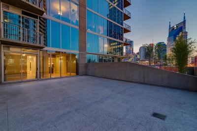 Nashville Condo/Townhouse Active - Showing: 301 Demonbreun St Unit 706 #706