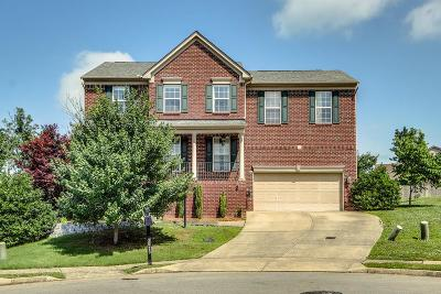 Nashville Single Family Home Under Contract - Showing: 3620 Fair Meadows Ct