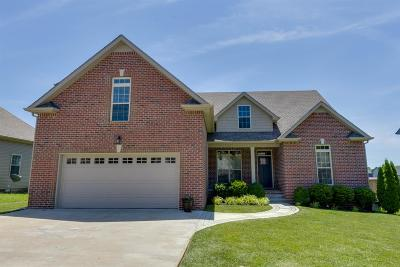 Clarksville Single Family Home Active - Showing: 333 Abeline Dr