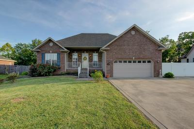 Clarksville Single Family Home Under Contract - Showing: 2375 Ellsworth Dr