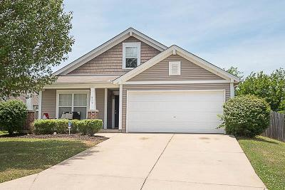 Smyrna Single Family Home Under Contract - Showing: 609 Blossom Hill Dr