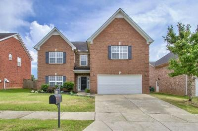 Spring Hill Single Family Home Active - Showing: 4092 Locerbie Cir