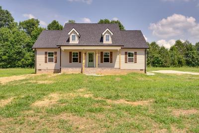 Culleoka Single Family Home For Sale: 1355 Fitzpatrick Rd