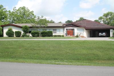 Single Family Home For Sale: 185 Caudill Dr