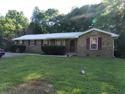 Hendersonville Single Family Home Active - Showing: 160 East Dr