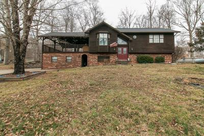 Dover Single Family Home For Sale: 132 Timbertops Dr