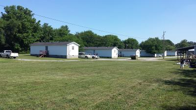 Shelbyville Multi Family 5+ For Sale: Frank Martin Rd