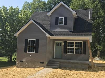 Marshall County Single Family Home Under Contract - Showing: 1056 Buchanan