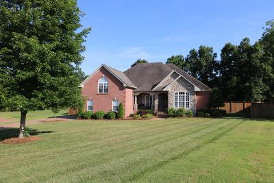 Wilson County Single Family Home Under Contract - Not Showing: 422 Stockbridge Way