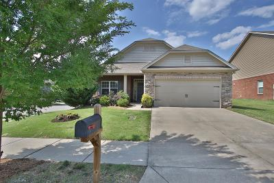 Brentwood Single Family Home Under Contract - Showing: 9001 Lacebark Dr