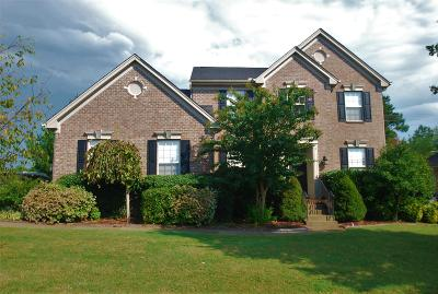 Hendersonville Single Family Home Active - Showing: 1025 S Avery Trace Cir