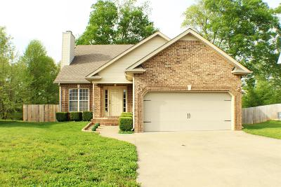 Fields Of Northmeade Single Family Home Under Contract - Showing: 1321 Southwood Ct