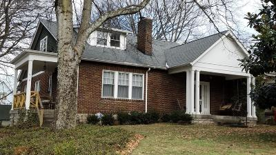 Nashville Single Family Home Under Contract - Showing: 918 Knox Ave