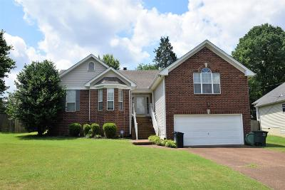 Hendersonville Single Family Home Under Contract - Showing: 103 Newport Ln
