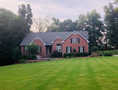 Lebanon Single Family Home Under Contract - Showing: 602 Callie Ln