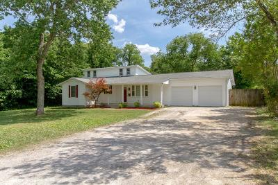 Smyrna Single Family Home Under Contract - Showing: 119 Wade Herrod Rd