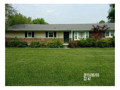 Christian County Single Family Home Active - Showing: 323 Skyline Park Dr