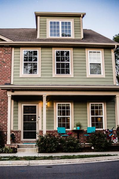 Hendersonville Condo/Townhouse Under Contract - Showing: 95 Plumlee Dr Unit 16