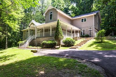 Hendersonville Single Family Home Active - Showing: 109 Timber Hills Dr