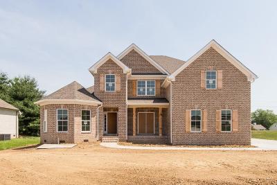 Murfreesboro Single Family Home For Sale: 715 Orange Blossom Ct
