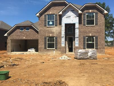 Single Family Home Active - Showing: 1421 Blackman Woods Ct Lot 99a