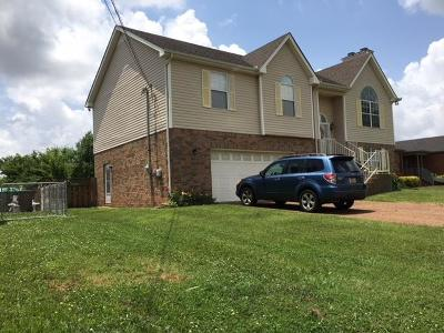 Davidson County Single Family Home Active - Showing: 2660 Oak Forest Dr