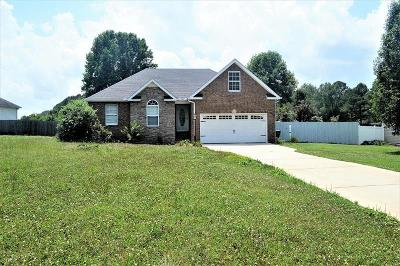 Winchester Single Family Home Under Contract - Showing: 139 Orchard Ln