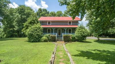 Nashville Single Family Home Under Contract - Showing: 2924 Western Hills Dr