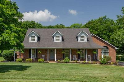 Old Hickory Single Family Home Under Contract - Showing: 206 Scenic Ridge Ct