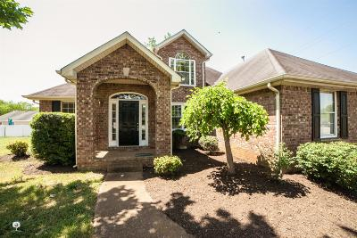 Single Family Home Active - Showing: 907 Harpeth River Ct
