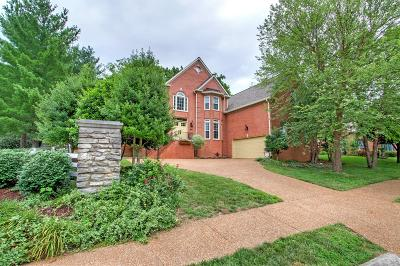 Brentwood, Franklin Single Family Home For Sale: 400 Chamberlain Park Ln