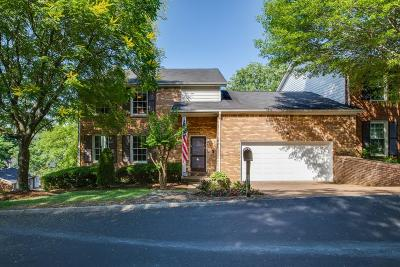 Brentwood Condo/Townhouse Under Contract - Showing: 1625 Old Fowlkes Dr