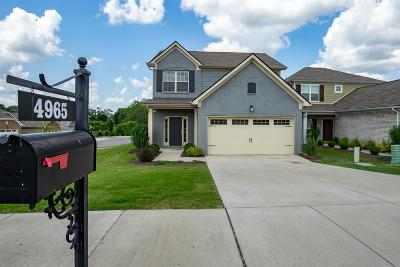 Spring Hill Single Family Home Active - Showing: 4965 Paddy Trce
