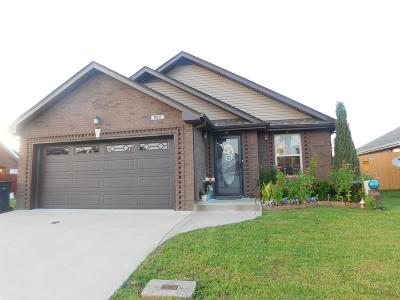 Clarksville Single Family Home Active - Showing: 985 Culverson Ct