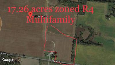 Christian County, Ky, Todd County, Ky, Montgomery County Residential Lots & Land Active - Showing: 1621 Dunlop Ln