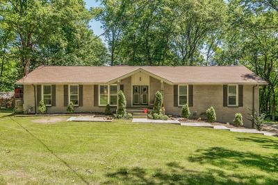 Sumner County Single Family Home Under Contract - Not Showing: 101 Lee Ct