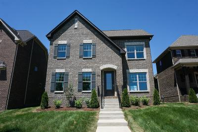 Gallatin Single Family Home Active - Showing: 1056 Lt. Gibson Circle Lot 71