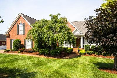 Goodlettsville Single Family Home Active - Showing: 1276 Twelve Stones Crossing