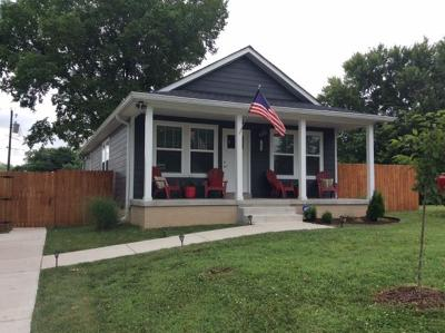 Robertson County Single Family Home Active - Showing: 1034 Richard St