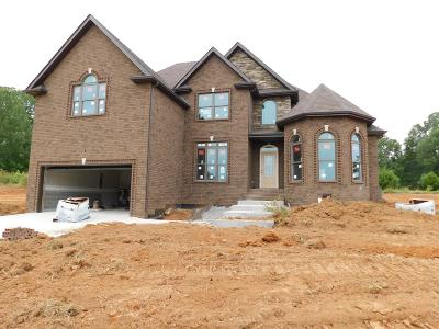Montgomery County Single Family Home Under Contract - Showing: 39 Woodford Estates