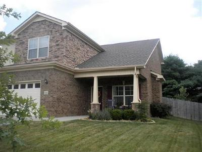 Sumner County Single Family Home Under Contract - Not Showing: 1038 E Sagewood Dr