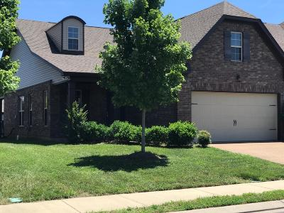 Sumner County Single Family Home Under Contract - Not Showing: 102 England Pl