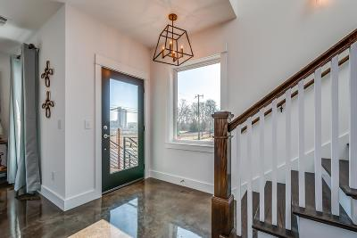 Nashville Single Family Home Active - Showing: 1715 Knowles St