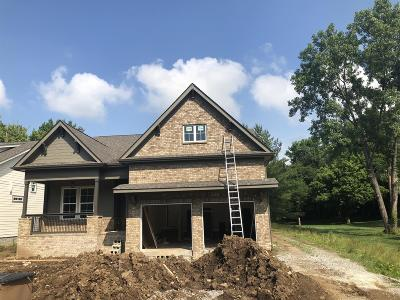 Nashville Single Family Home Active - Showing: 2523 A Brittany Drive