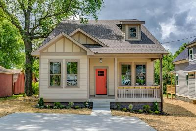 Inglewood Single Family Home Under Contract - Showing: 1014 B Matthews Ave
