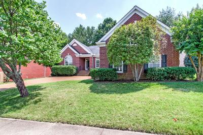 Franklin Single Family Home Under Contract - Showing: 233 Polk Place Dr
