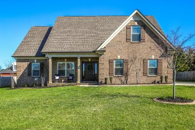 Single Family Home Under Contract - Showing: 4846 Conquer Dr