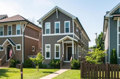 Nashville Single Family Home Active - Showing: 4303 B Dakota Ave