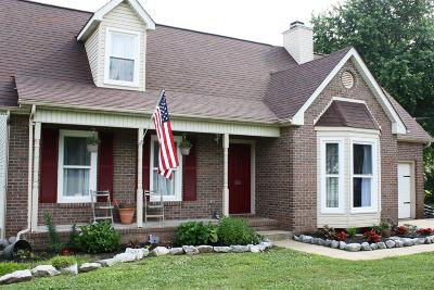 Clarksville TN Single Family Home For Sale: $169,500